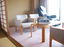大手ホテルやサービス業に使用されている一例01
