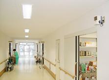 医療・福祉施設で主に使用されている一例02